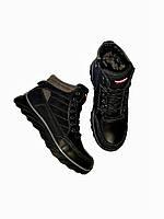 Зимние детские ботинки кроссовки на мальчика 35-41