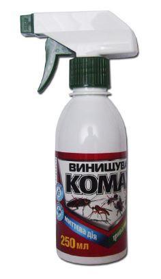 Спрей Истребитель насекомых 250мл