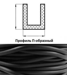 Профиль П-образный