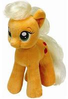 М'яка іграшка TY My Little Pony Applejack 20 см (41013)