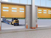 Скоростные ПВХ ворота DoorHan для наружного использования серии SpeedRoll SDO, фото 1