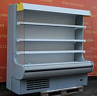 Холодильная горка «Росс Modena» 2.0 м. (Украина), отличное состояние, Б/у, фото 1