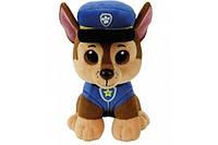 М'яка іграшка TY Paw Patrol Німецька вівчарка Гонщик 24 см (96319)