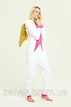 Пижама Кигуруми Пегас Единорог взрослая, фото 2