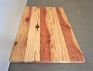 Кухонная столешница из натурального дерева