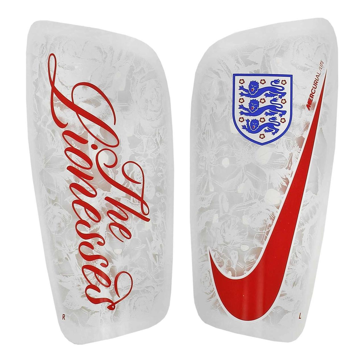 Футбольные щитки Nike England Mercurial Lite (SP2126-100)  Оригинал
