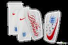 Футбольные щитки Nike England Mercurial Lite (SP2126-100)  Оригинал, фото 3