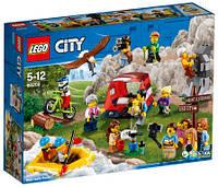 Конструктор LEGO City Town Любители активного отдыха 164 деталей (60202)