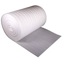 Спінений поліетилен ППЕ-1м х 100м товщина 1.5 мм (полотно-пінополіетилен)
