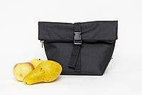 Маленькая сумка-холодильник черная