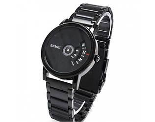 Мужские часы Skmei 1260 оригинальные black