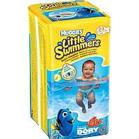 Подгузники для плавания Huggies Little Swimmers 2-3 (3-8 кг), 12 шт