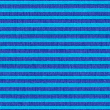 Креп гофро бумага 30 гр/м2 принт Полоски сине-голубая