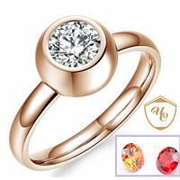 Кольцо женское «Bulgari I»