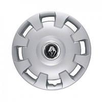 """Колпаки для колес 14"""" c логотипом автомобиля 4 шт (SKS 206) Renault"""