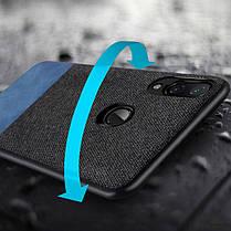 BakeeyLuxuryFabricSpliceSoftСиликоновый Край Противоударный Защитный Чехол Для Xiaomi Redmi Примечание 7 - 1TopShop, фото 2