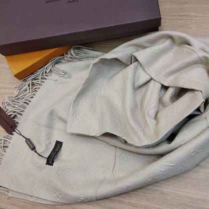 Шарф Louis Vuitton кашемир, фото 2