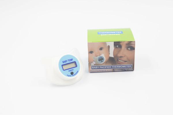 Детский цифровой электронный термометр-соска градусник Noncontact BABY TEMP