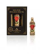 Натуральное эфирное масло болгарской розы завод Bulgarian Rose гр. Карлово 0,5 гр