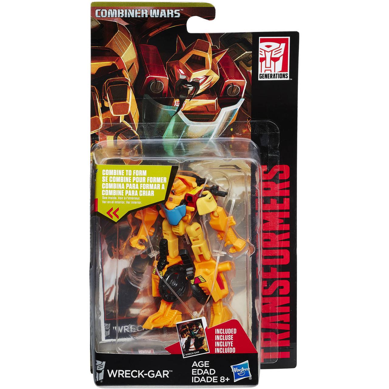 Робот-трансформер Рек-Гар (ремонтник) - Wreck-Gar, Combiner Wars, Legends Class, Generations, Hasbro