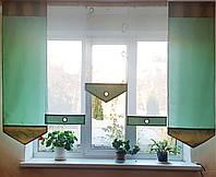 Комплект  панелек Бирюзовые, 5шт, фото 1