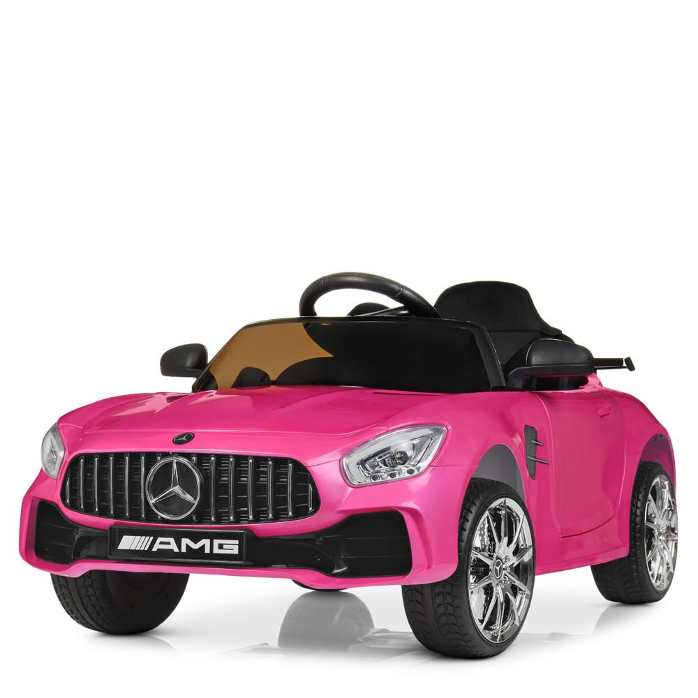 Электромобиль Машина M 4105EBLRS-8-2 розовый BAMBI