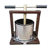 Пресс для сока ручной Вилен 10 литров