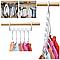 Универсальная складная вешалка для одежды Wonder Hanger для экономии места, фото 6