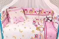 """Комплект постельного белья для новорождённых Добрый Сон """"Купон Есо"""" 02-01"""