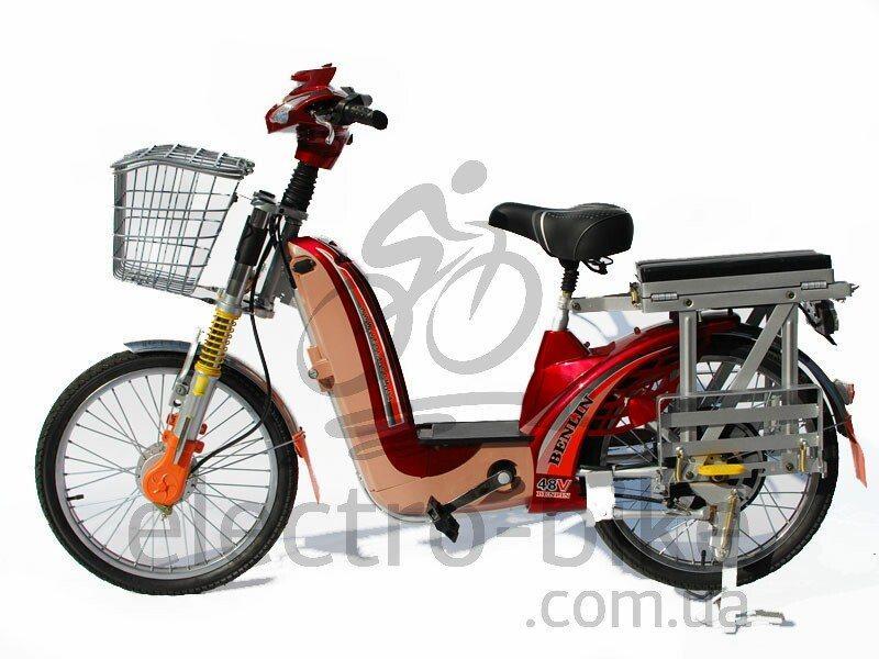 Электровелосипед BL-L - 48 вольт 350 Вт