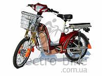Электровелосипед BL-XXL - 60 вольт 500 Вт, фото 1