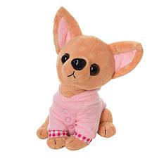 Игрушка Собака Чичи плюшевая 16 см, фото 3
