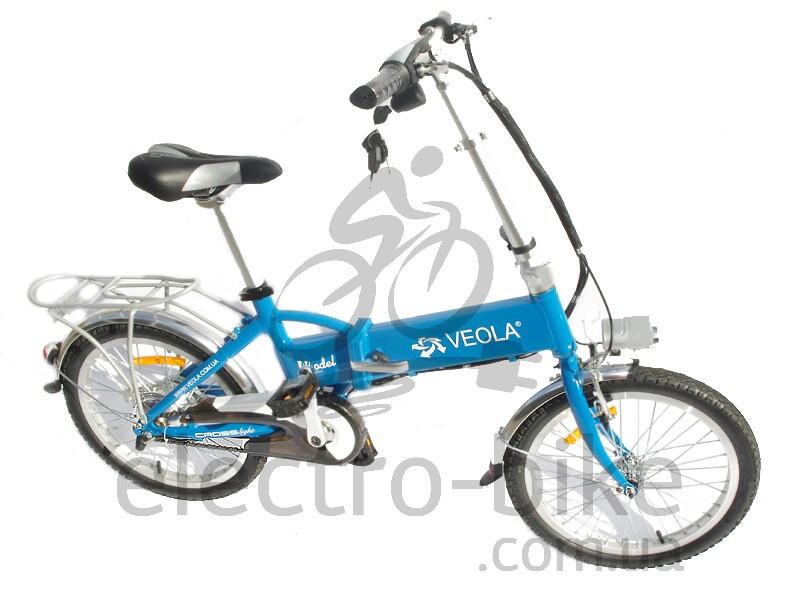 Электровелосипед BL-SL -36 вольт 250 Вт
