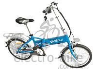 Электровелосипед BL-SL -36 вольт 250 Вт, фото 1