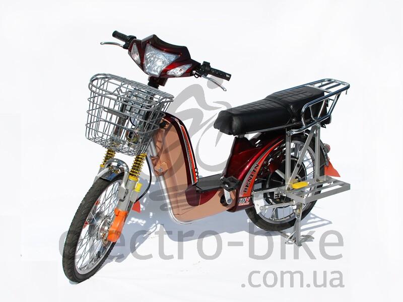 Электровелосипед BL-ХCG 60 вольт 500 Вт