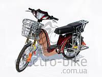 Электровелосипед BL-ХCG 60 вольт 500 Вт, фото 1