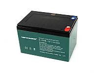 Свинцово-кислотный аккумулятор 12V 12Ah, фото 1