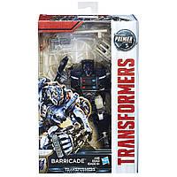 Трансформер Баррикейд 14СМ - Barricade Deluxe Class Decepticon, Hasbro, фото 1
