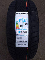 Нові зимові шини Diplomat 215/55 R 17 Winter HP [98]V