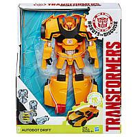Робот-трансформер Дрифт 23 см - Drift, RiD, Weaponizers, Hasbro, фото 1