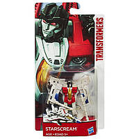 Трансформер Скандалист (Старскрим) 8см классический, класс легенды - Starscream, Legends, Hasbro, фото 1