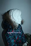 Комбінезон зимовий відрядний дитячий лижник кольори в асортименті, фото 4
