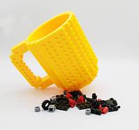 "Чашка ""Lego"", жовта, Кружка ""Лего"", фото 3"