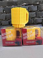 "Чашка ""Lego"", жовта, Кружка ""Лего"", фото 5"