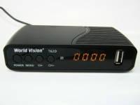 World Vision T62D T2+INTERNET