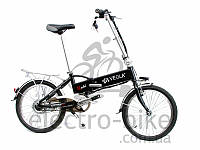 Электровелосипед BL-SL -36 вольт 250 Вт Black, фото 1