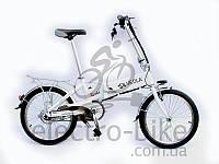 Электровелосипед складной VEOLA  BL-SL -36 вольт 250 Вт Wite, фото 1