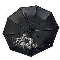 """Автоматический зонт с изображением Лондона от производителя """"Три слона"""", 627-2, фото 1"""