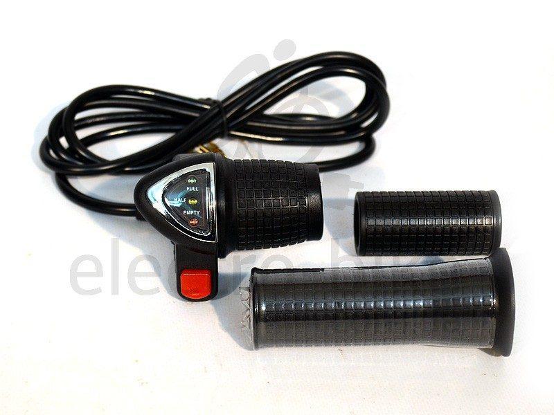Ручка акселератора 36V (LT-62XDX) грипшифт