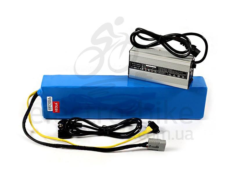 Аккумуляторная батарея для электровелосипедов LiNiCoMnO2 48V 20Ah